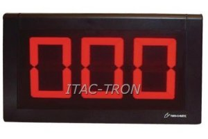 Display Turn-o-matic tre digit